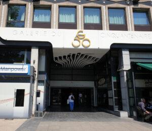 Galerie du Cinquantenaire - Next HOTEL DERBY