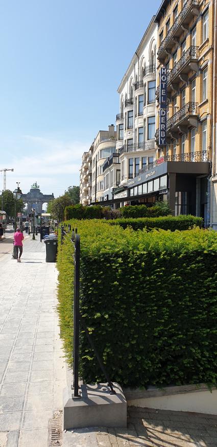 Hotel Derby Quartier Europeen Merode Etterbeek 329
