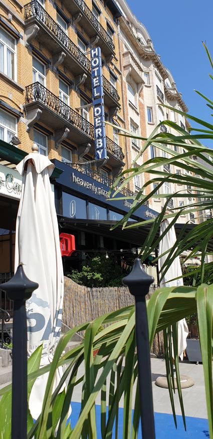 Hotel Derby Quartier Europeen Merode Etterbeek 332