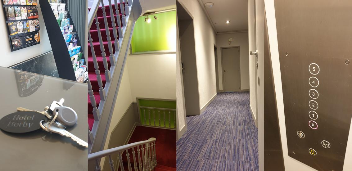 Service Hôtel Derby Bruxelles Quartier Européen